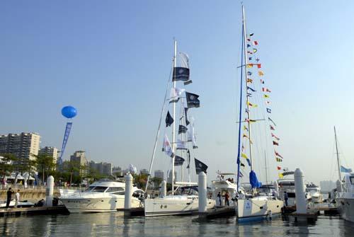 2014年中国(珠海)国际游艇展11月在珠海举办